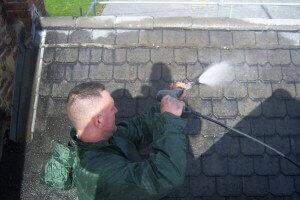 Nettoyage de toit Karcher