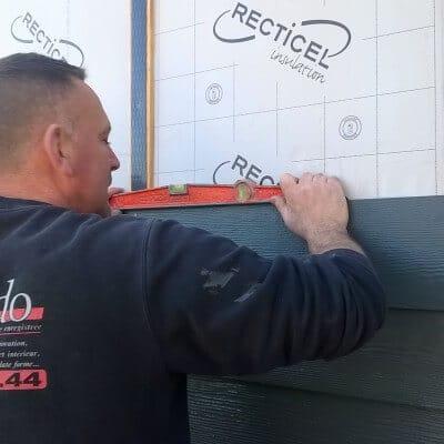 Bardage Cédral rénovation